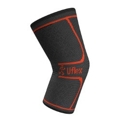 2484f8616c This is the best knee brace on our list. If you are looking for a  well-rounded knee sleeve for the unforgiving knee pain, this one from UFlex  Athletics ...